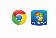 Chrome & windows 7